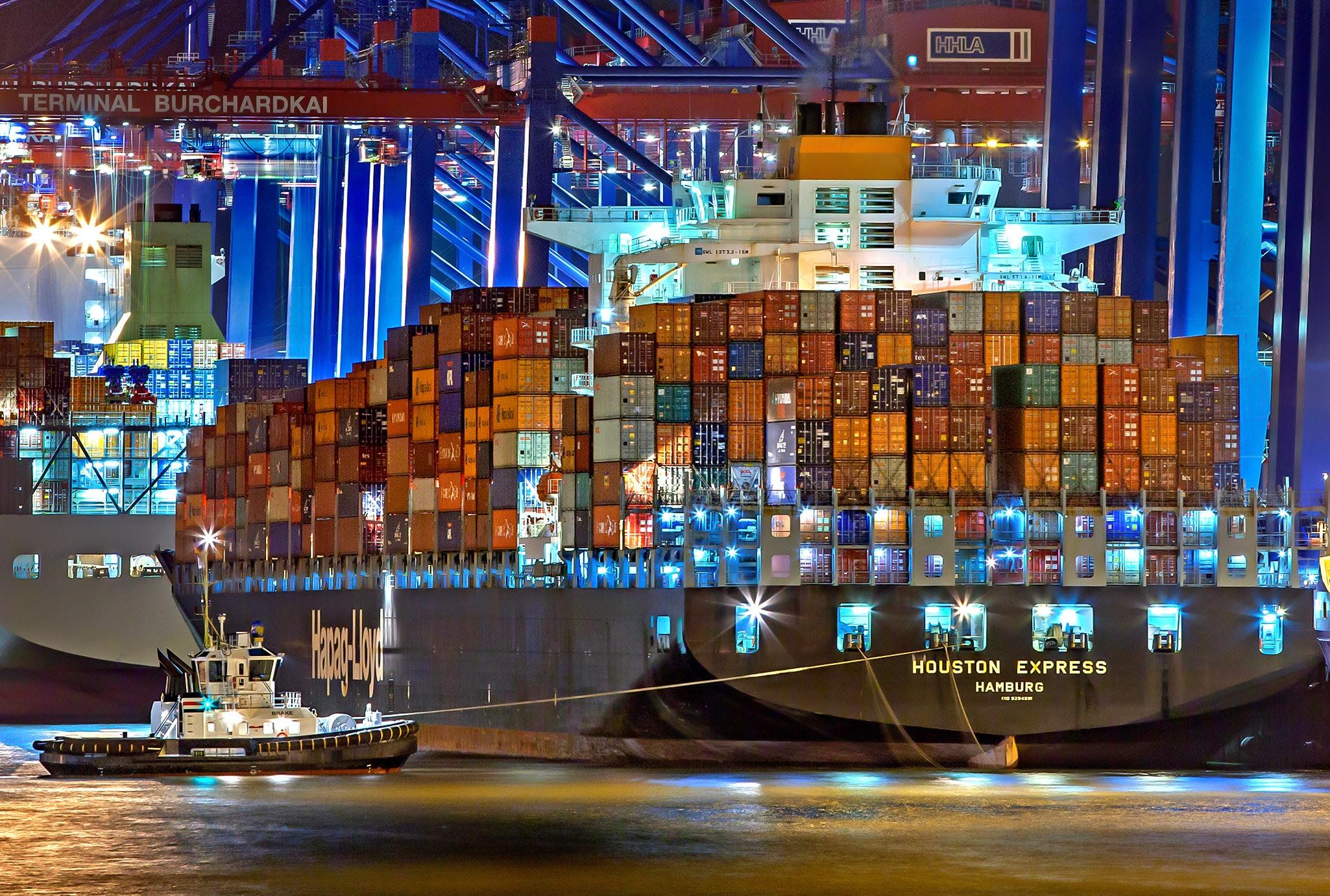 Wir passen uns stetig an internationale Handelsbeziehungen an